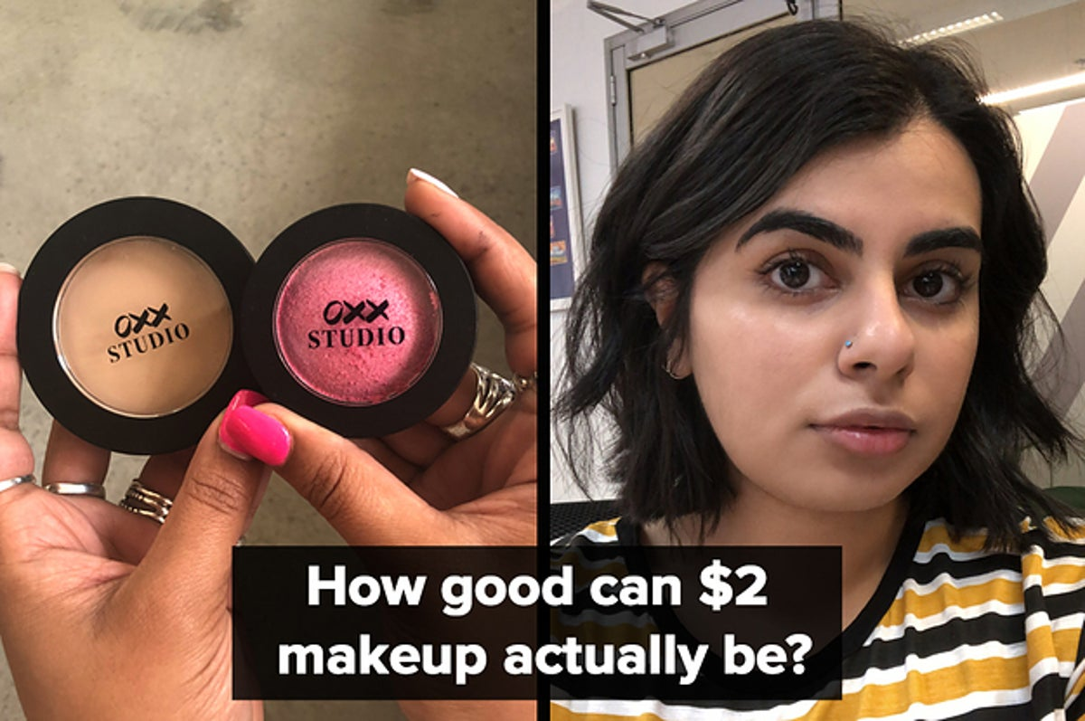 Kmart Makeup Is A Thing And We Tested