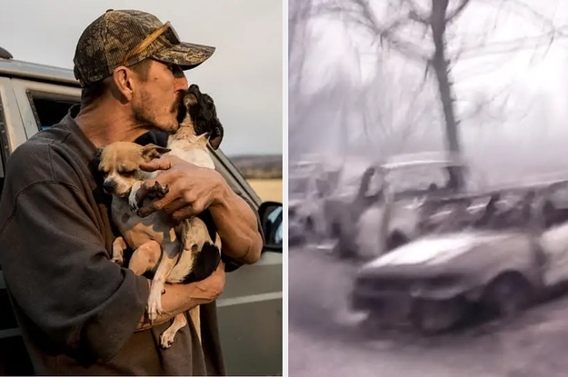 This Man Narrowly Escaped California's Deadliest Wildfire. He Returned To Find Unimaginable Horror.