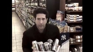 British Police Have Thanked David Schwimmer After A Theft Suspect Was Arrested