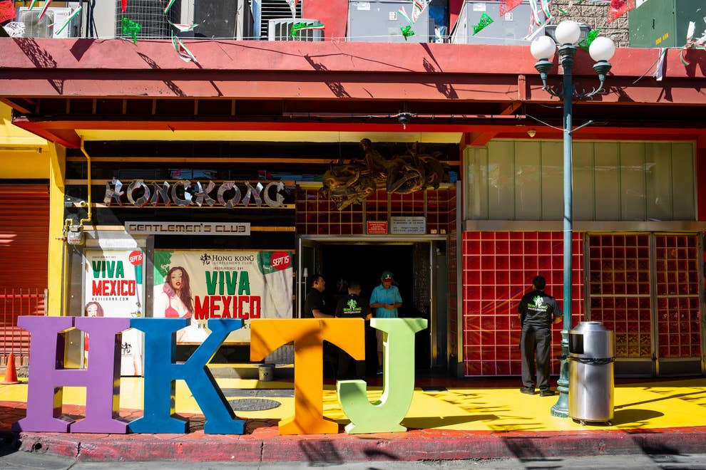 Notorious for prostitutes and brothels, former tourism official urges  Tijuana to sell it