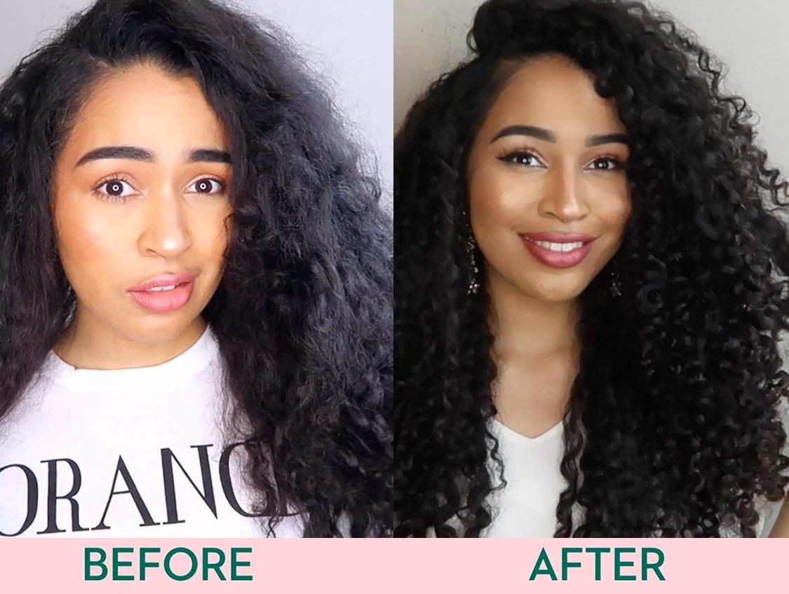 23 Hair Product Before And After Photos That'll Make You Believe In Miracles