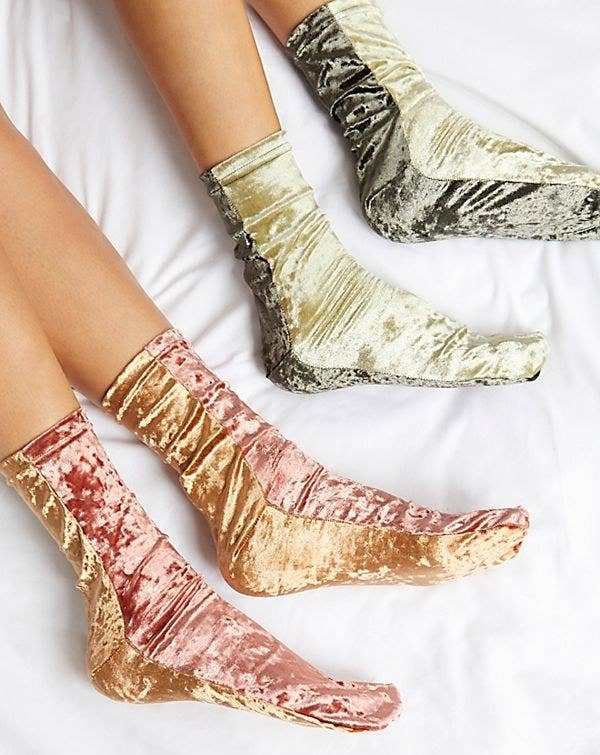 Get them from Free People for $14 (available in five colors; plus a 5 for $30 special!).