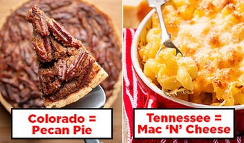 Here's The Most Popular Thanksgiving Food In Your State
