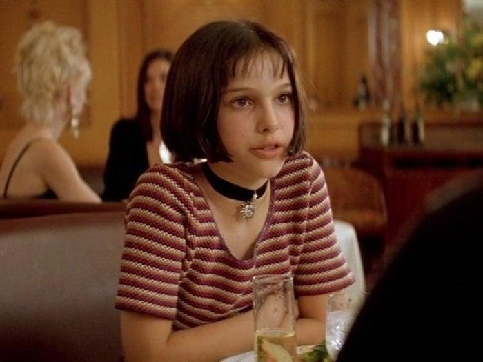 Notemos que este estilo es más corto que el que llevaba Uma Thurman, ese mismo año, en Pulp Fiction .