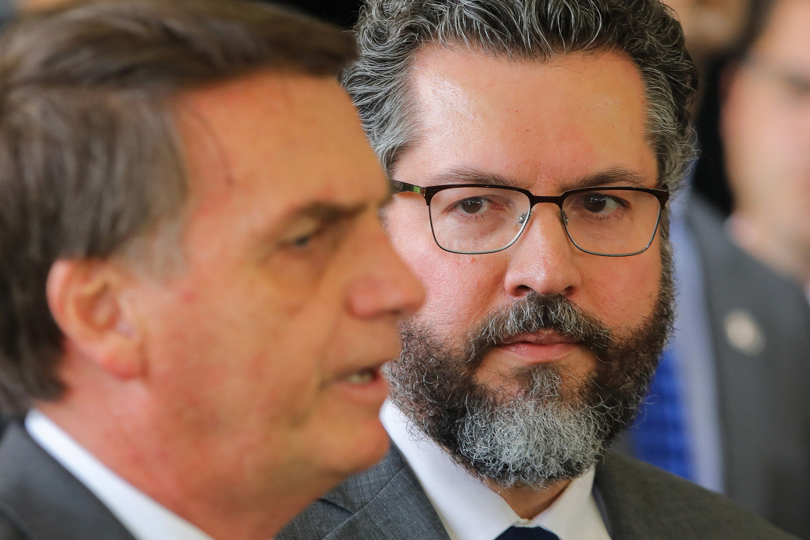 Brazil's New Foreign Minister Has A Pro-Trump Blog