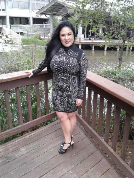 """Promising review: """"Love, love, love!!!! I'd give it ten stars if I could. I wore it on New Years Eve and got so many compliments on it. I'm 5'9"""", 135 pounds, and I ordered a medium. It fits perfectly. The material is thick and high quality, and it kept me warm. I'm very impressed by this dress."""" —Stacey Get it from Amazon for $28.33+ (available in sizes XS–L and two colors)."""