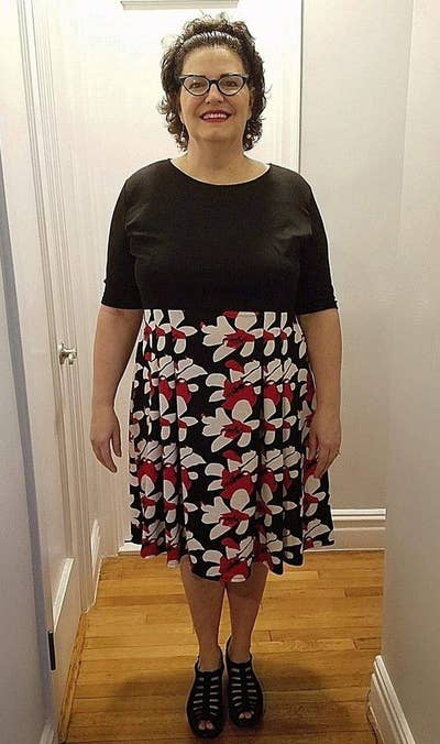 39a8d157658 12. A cheery vintage-inspired dress that comes in a stunning 30 patterns so  you can wear your new favorite dress every day for a month and ~no one will  ...