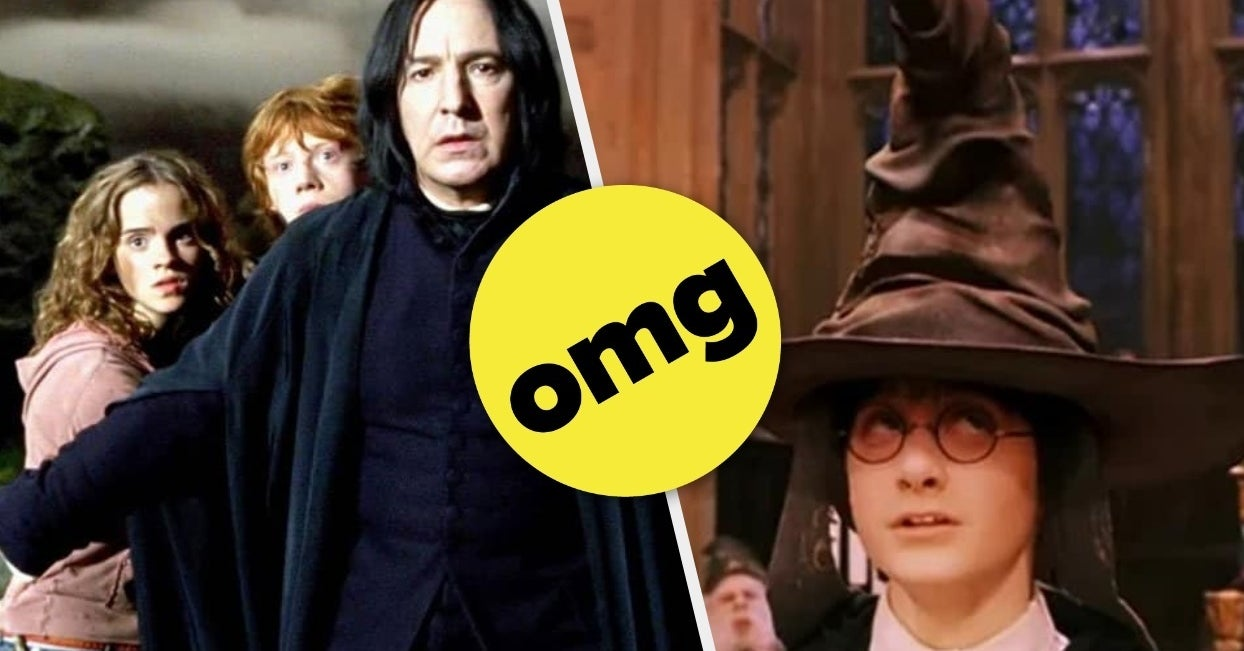 Harry Potter Quiz Finde Heraus In Welches Hogwarts Haus Du Wirklich Gehorst