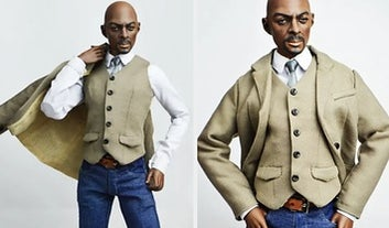 This Doll Doesn't Look Like Idris Elba And It Looks Like He Agrees