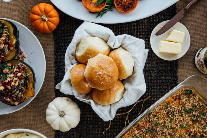 Here's How To Make The Best Dinner Rolls From Scratch