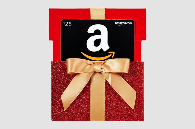 And Just A Good Ol Amazon Gift Card For The Very Hard To Please Teen That Knows His Taste Better Than Anyone Else