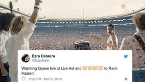 Rami Malek's Live Aid Performance In 'Bohemian Rhapsody' Was Crazily Accurate