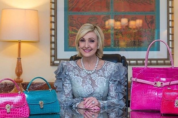 Trump Is Going To Pick A Handbag Designer To Be US Ambassador To South Africa
