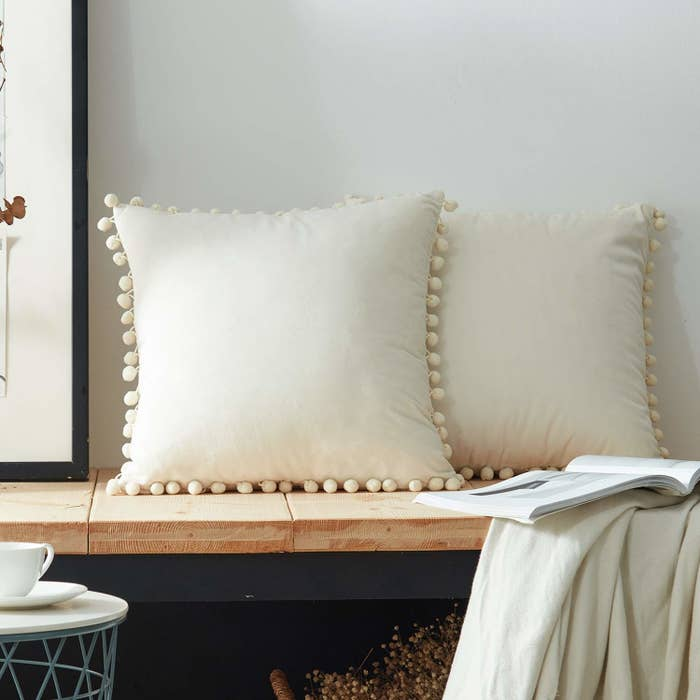A Pair Of Throw Pillows You Can Simply Down On Your Couch To Add Sophisticated Touch Living Room