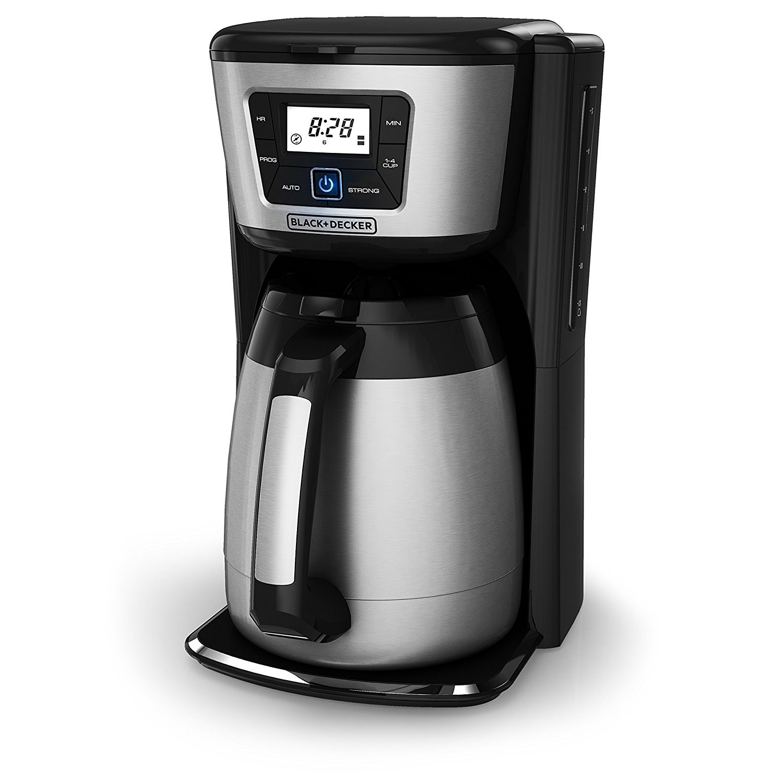 the coffeemaker