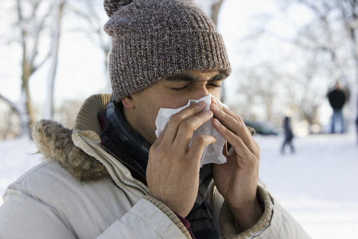 How To Tell If Your Symptoms Are The Flu Or Just A Cold