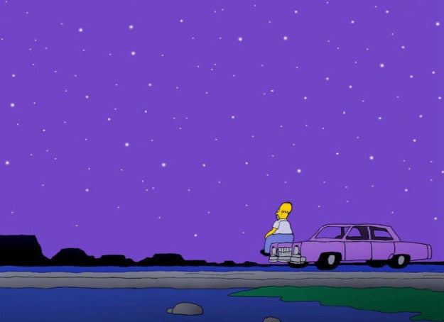 """""""The episode where we first meet Mona Simpson. I cry every single time the episode ends with Homer looking up at the night sky after he sends away the mother he only just got back.""""—clairew469e28fce"""