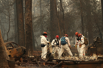 Updates: 66 People Have Died, And More Than 600 Others Are Missing In The California Wildfires