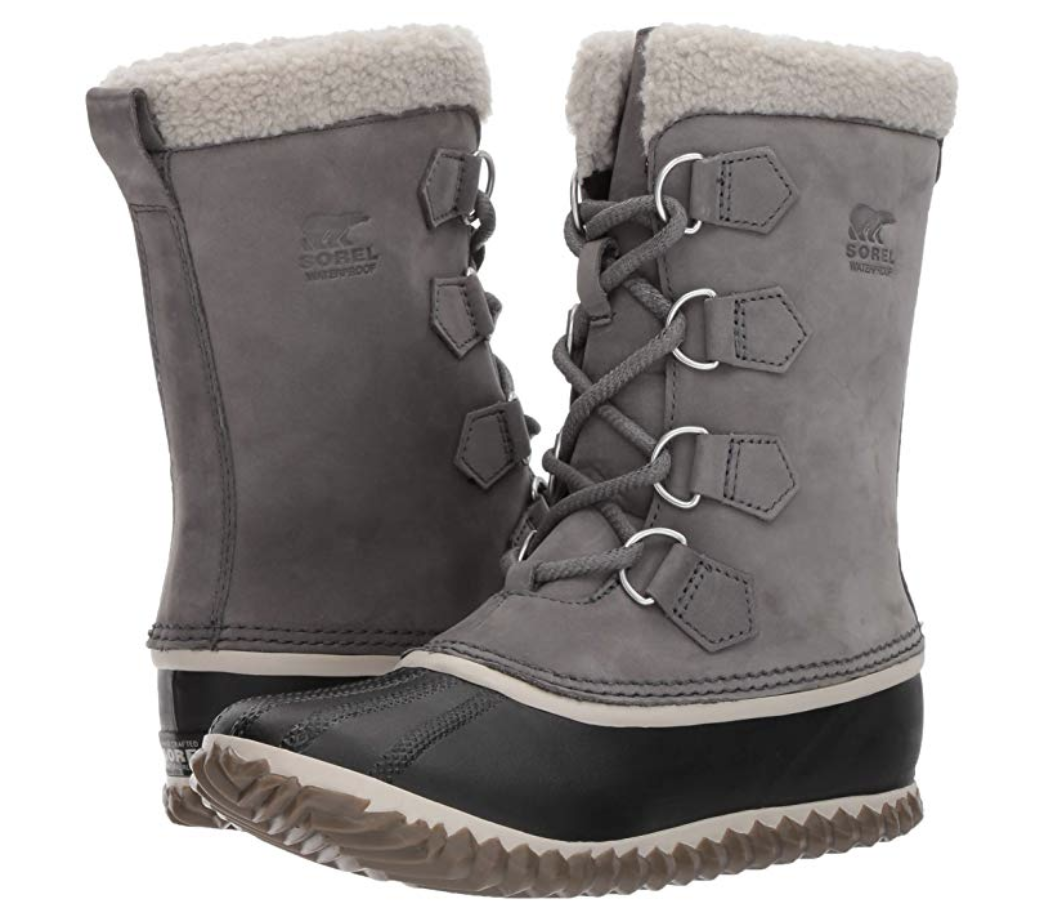 FORTUN Boys and Girls Snow Boots Warm Boots Martin Boots Cute Boots