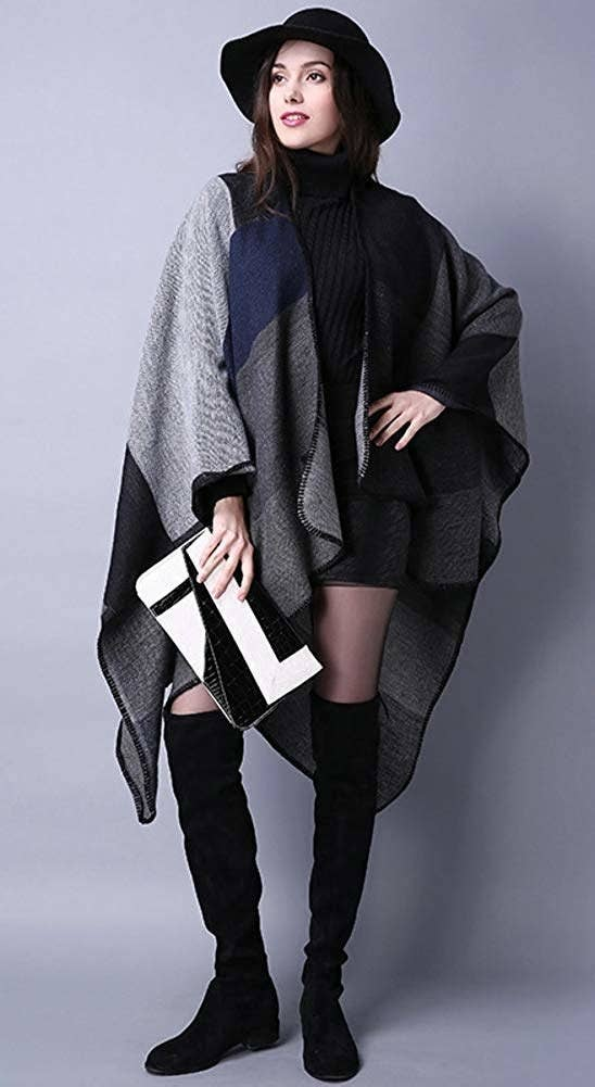 f2950d096c63b A reversible wrap cardigan that ll honestly be the closest thing to just  wearing an actual blanket in public.