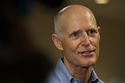 A Judge Says Florida Republican Gov. Rick Scott Can Keep Overseeing Florida's Election