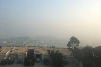 Here's What You Should Know If You Live In California And Breathe Air