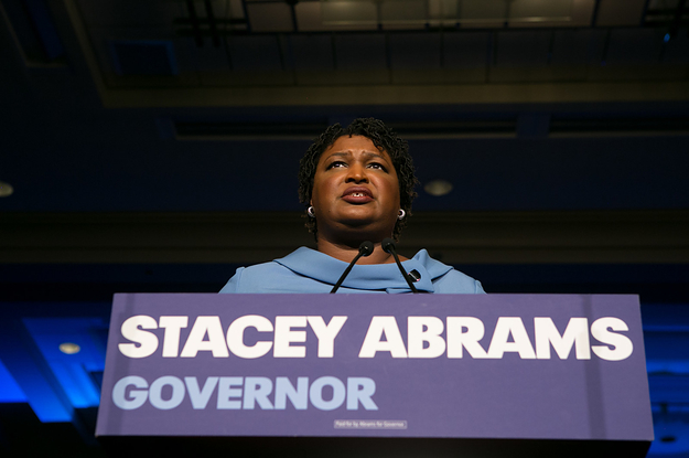 Stacey Abrams Has Effectively Ended Her Campaign For Governor In Georgia