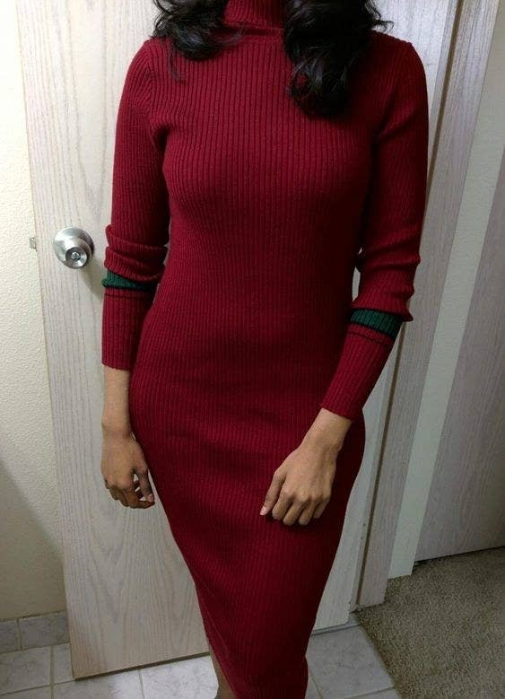c1827bf5dbe Promising review (photo above)   quot I got the red dress