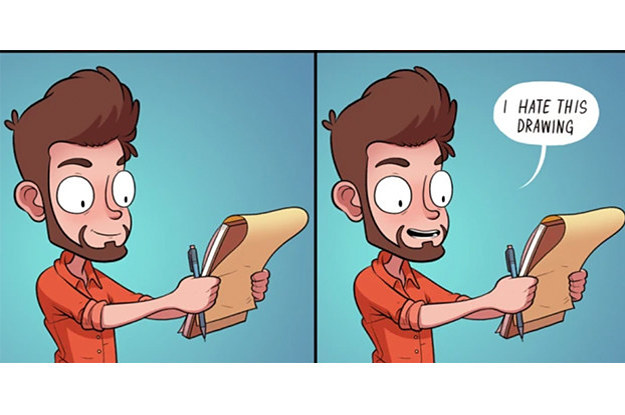 19 Struggles Thatll Make Artists Say, Ouch, Too Real