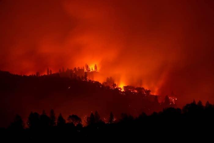 「山火事 画像」の画像検索結果