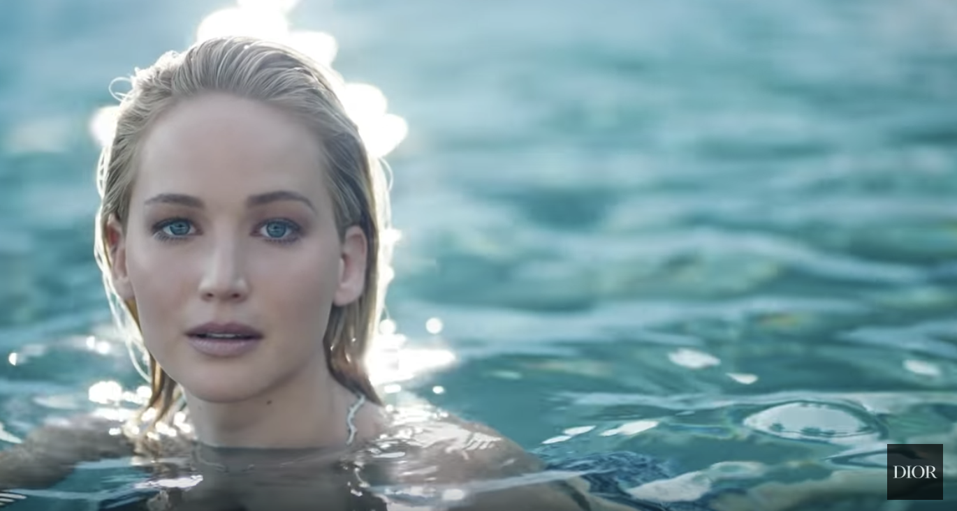 Jennifer Lawrence Is Facing Backlash For Her New Dior Campaign