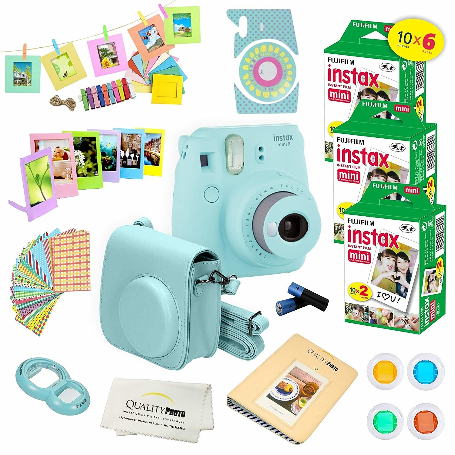 26 A Fujifilm Instax Mini Instant Camera For The Sister Who Is Always Asking Fam To Pose Photos But Then Forgets Upload Them Facebook