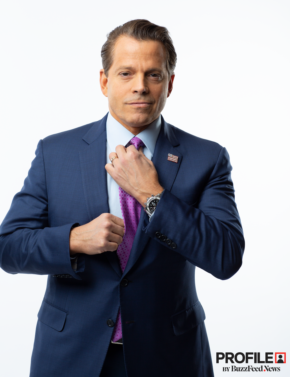 Anthony Scaramucci Shared Advice For Democrats Trying To Win Back Trump Voters