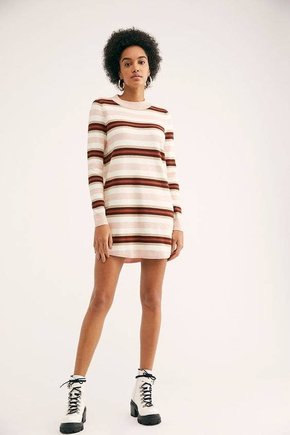 Get it from Free People for $128 (available in two colors and sizes XS—L).