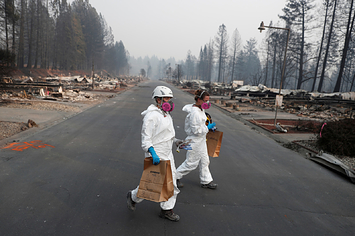 Updates: California Wildfires Have Now Killed 80 With More Than 900 Still Missing