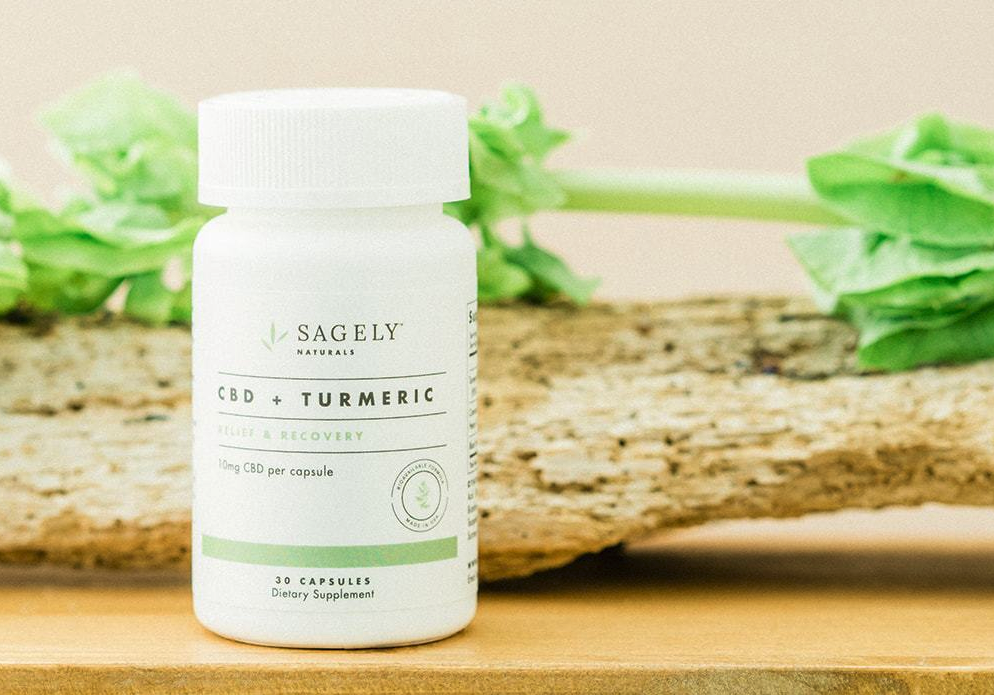 Plus, capsules are a good alternative for people who just can't stomach the texture of taste of oils but still want to go the ingestible route. Get it from Sagely Naturals for $49.99.