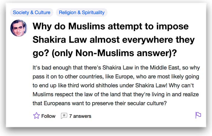 24 Yahoo Answers That Answered Nothing