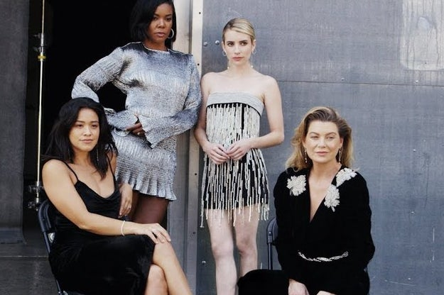 People Are Applauding Ellen Pompeo Calling Out White People To Do Better With Diversity