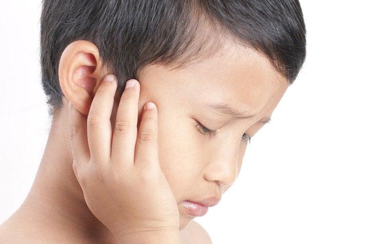 抗菌薬が必要な病気の一つは中耳炎だ