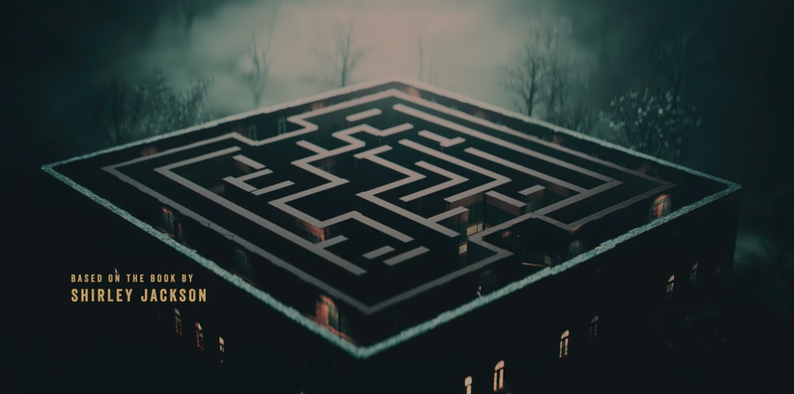 Does the room actually move around the house? Is Hill House set up like a maze, like we see in the opening credits? How can someone get into the Red Room without anyone else seeing? Are there just different doors?