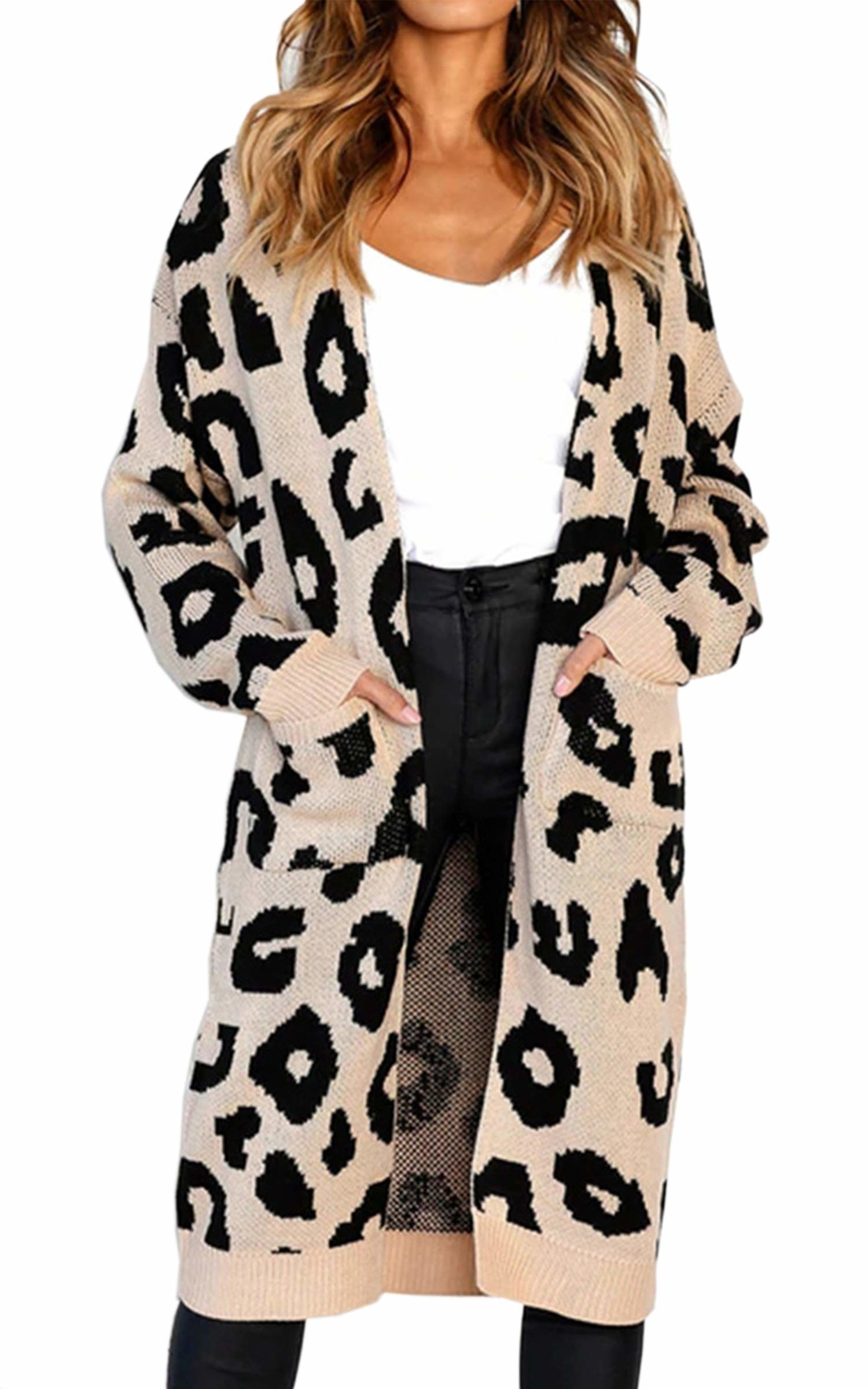 d79f4ff9693b 4. A leopard-print knit for days you just feel like soaking up a million  and one compliments about your awesome fashion sense.