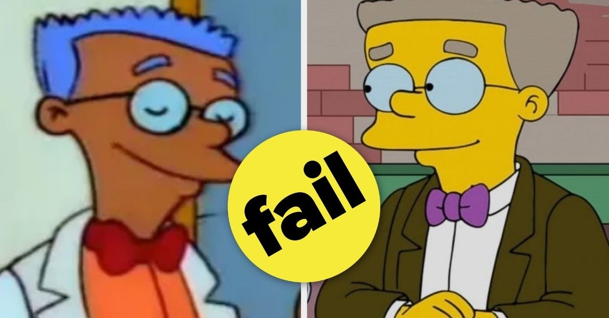 "17 Small But Really Annoying Inconsistencies In ""The Simpsons"""