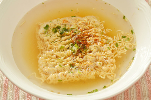 Instant Noodles And Soups Send Thousands Of Kids To The ER With Burns Each Year