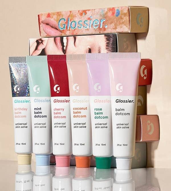 And its unique waxy texture ensures it'll stay in place all day long!Get it from Glossier for $12 (available in six colors).Check out our review of Balm Dotcom, plus eight other fab Glossier products here!