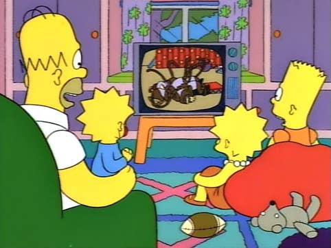 """""""Hay un par de episodios donde se muestra la misteriosa habitación de ocio, ¡pero siempre cambia de ubicación!""""— Cassie Smyth"""