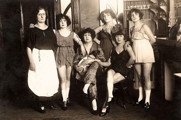 These Are The Forgotten Sex Workers Of The First World War Who Played An Important Role In Soldiers' Lives