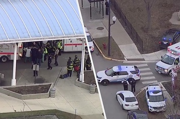 Four People Are Dead After A Shooting At A Chicago Hospital