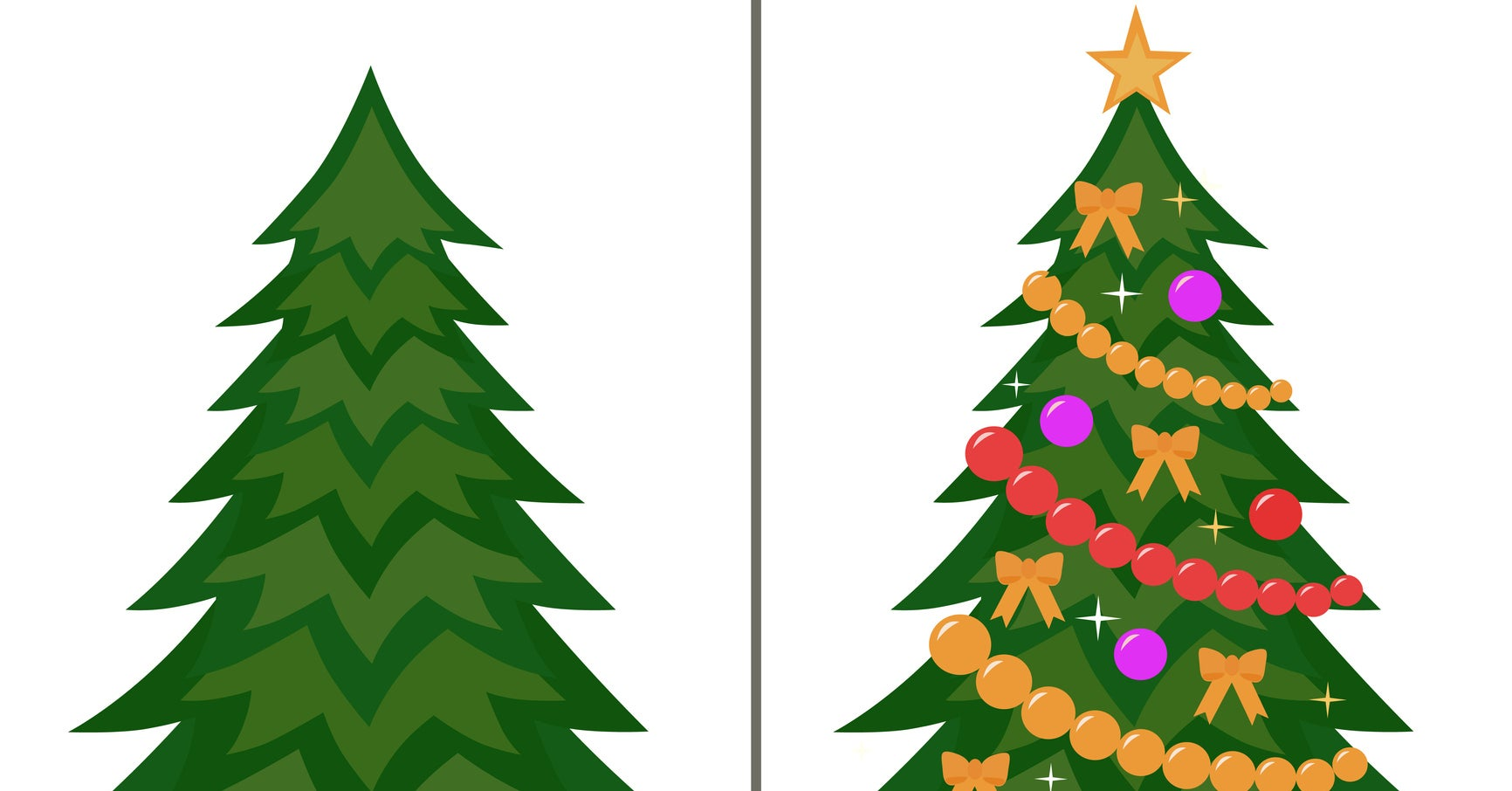 Decorate A Christmas Tree And We Ll Guess Your Age And Height