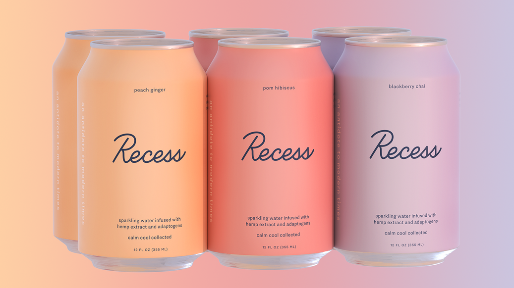 I hate how much I love this stuff!!! Even if you don't believe in this whole CBD thing, it's just a good seltzer. The peach ginger flavor is the best IMHO, but the blackberry chai is also weirdly delightful. Bubbly??? chai???? But it's true, it's great. Get it a six-pack sampler from Recess for $29.99.