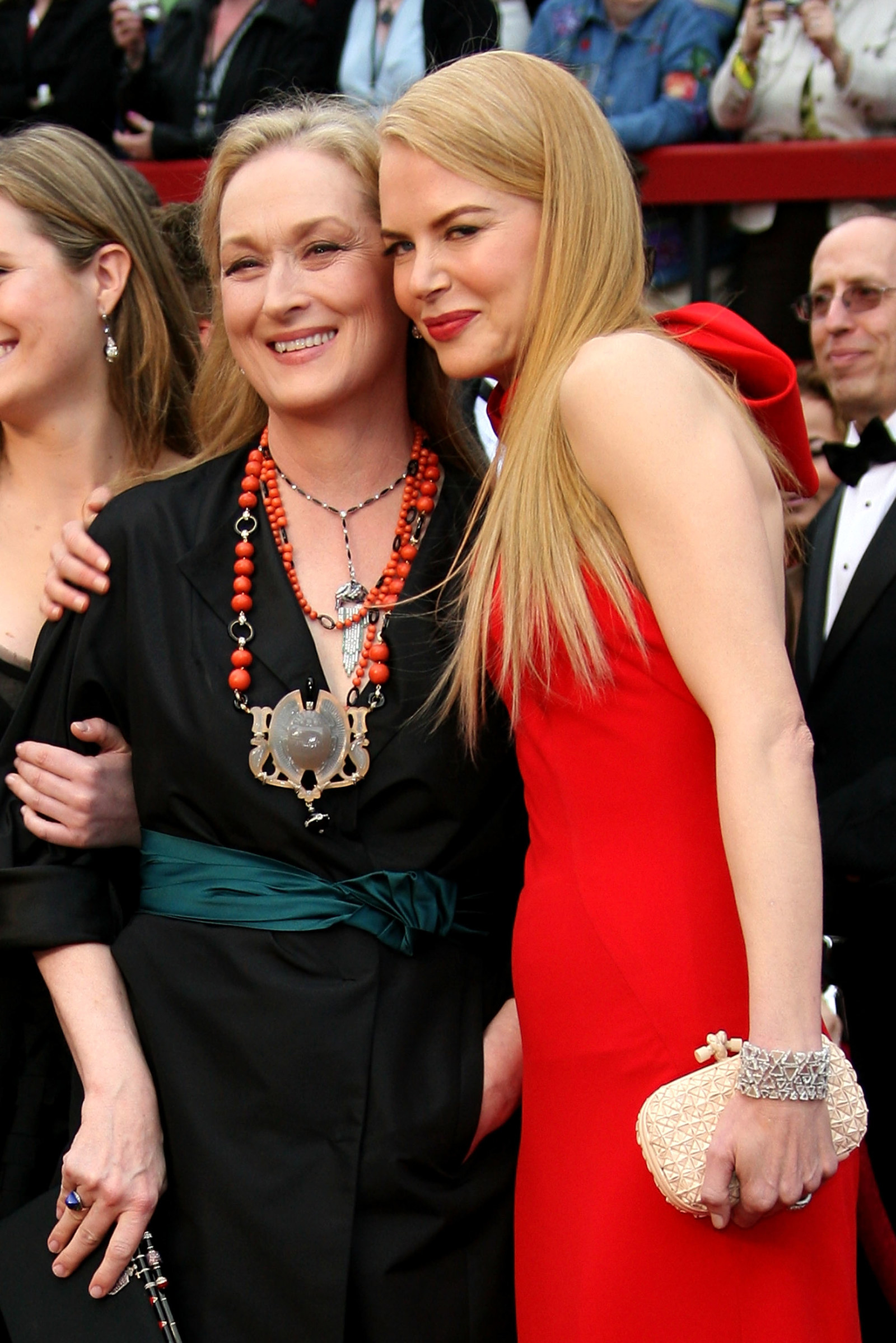 """Meryl Streep Was So Eager To Work With Nicole Kidman On """"Big Little Lies"""" That She Joined The Show Without Seeing A Script"""
